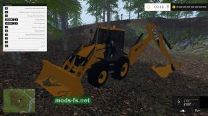 Погрузчик CASE для Farming Simulator 2015