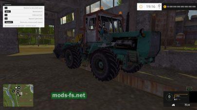 xtz-t 150k mods
