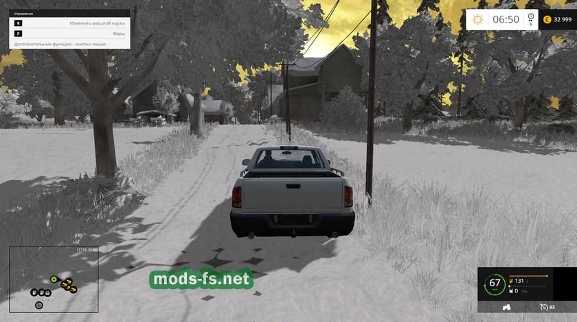 скачать мод для farming simulator 2015 на зиму