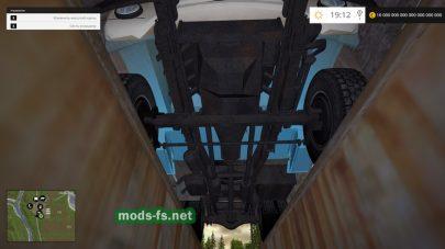 Ходовая мода ЗИЛ-130