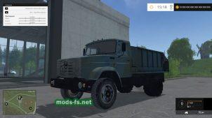 zil-45065 mods