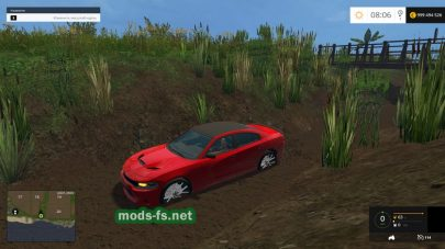 dodge charger mods