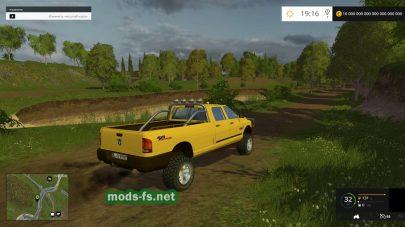 Мод Dodge Ram 2500