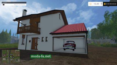dom s garazhom