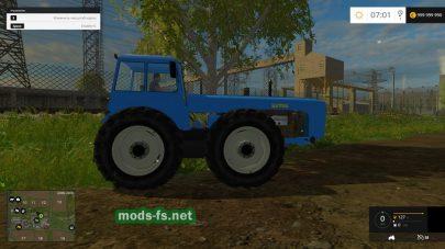 Мод трактора DUTRA D4K