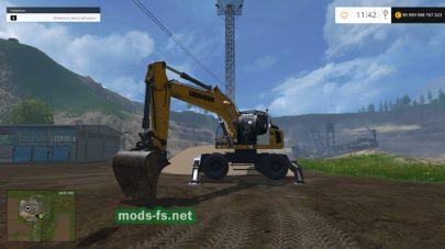 liebherr-s936 mods