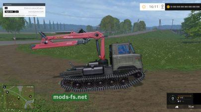 gaz-66 mods FS 2015
