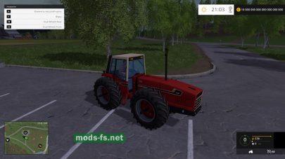 International Harvester 3588