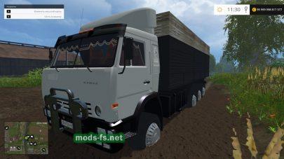 kamaz mods FS 2015