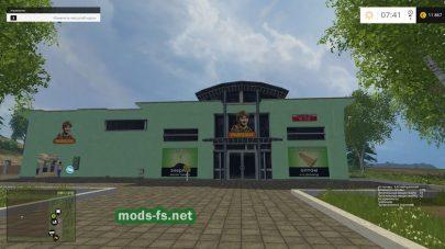 Магазин на карте Еленовка