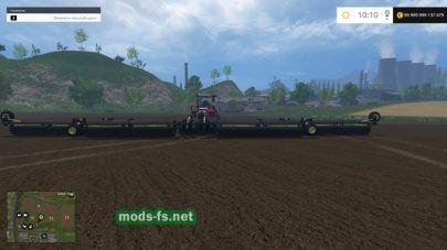 Катки для Фермер Симулятор 2015 с функцией опрыскивателя