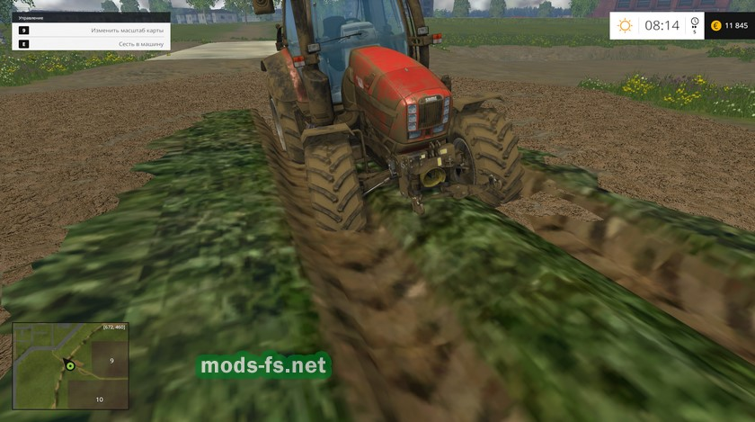 скачать мод для фермер симулятор 2015 на грязь - фото 6