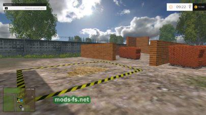 Постройка новых зданий в игре