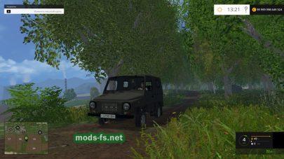 Мод ЛуАЗ-969М