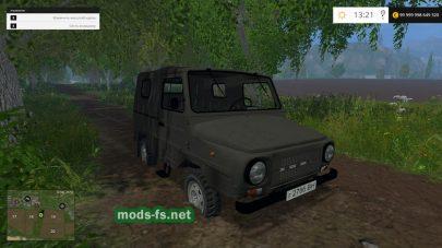 ЛуАЗ-969М для FS 2015