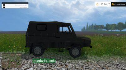 Автомобиль «Волынь» для FS 2015