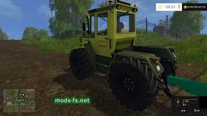 Мод MB TRAC 1100