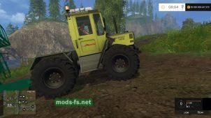 Трактор MB TRAC 1100 для FS 2015