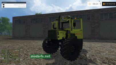 Мод трактора MB TRAC