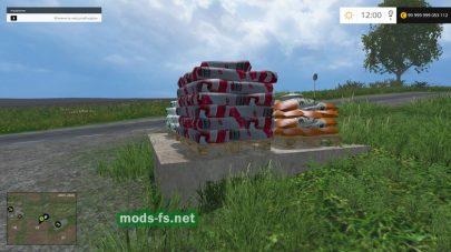 Мод заправки сеялок в любом месте для Farming Simulator 2015