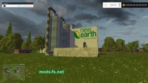 "Мод ""New Earth Soils Compost"""