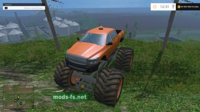 Monster Truck mods FS 2015