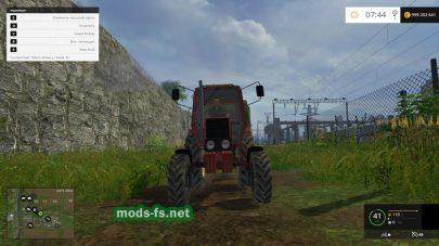 mtz-1025 v1.0 mods