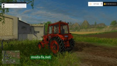 МТЗ-82 «Беларус» v2.0