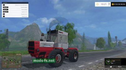 Мод Т-150КМ ХТЗ
