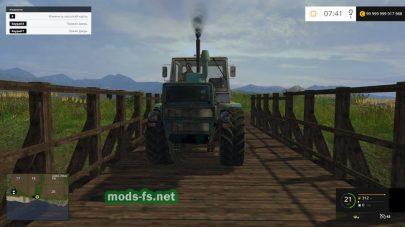 Трактор ХТЗ для Фермер Симулятор 2015