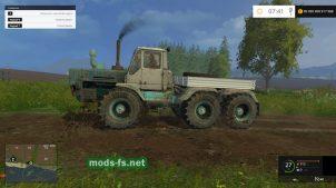 Трехосный трактор ХТЗ Т-150К2 для FS 2015
