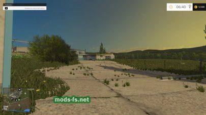 Мод карты Agro Moravany v 2.1