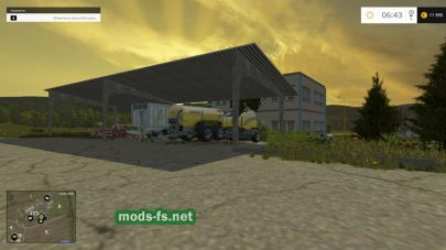 Карта Agro Moravany для Farming Simulator 2015