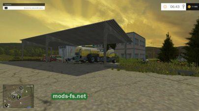 Карта Agro Moravany для Farming Simulator 2015