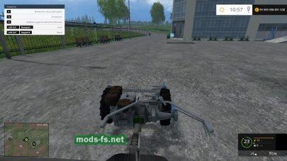 bcs-127 mods