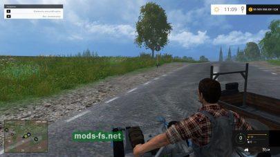 Мотоблок для Farming Simulator 2015