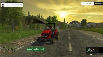 Мод трактора Беларус-322
