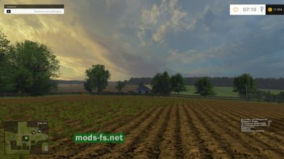 Большие поля