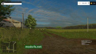 Украинская карата для Farming Simulator 2015