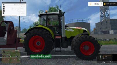 Модификация трактора Claas
