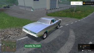 DODGE SUPER CHARGE RT v1