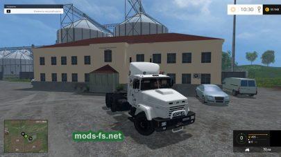 Мод КРАЗ-64431