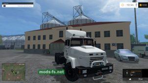 КРАЗ-64431 для FS 2015