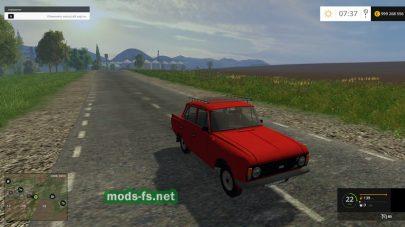 Мод «Москвич-412»