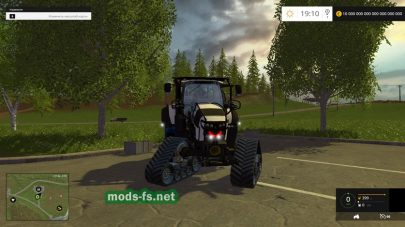 Мод тракторов Mountain Goat II V 1.3.1