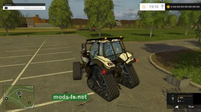 Mountain Goat II V 1.3.1 для FS 2015