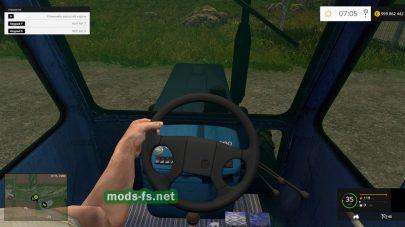 Трактор МТЗ 52 для FS 2015