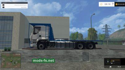 Мод грузовика Renault Premium