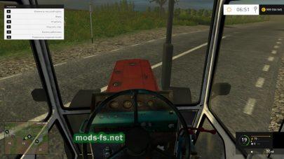 Мод трактора ЮМЗ 4х4 (JUMZ)