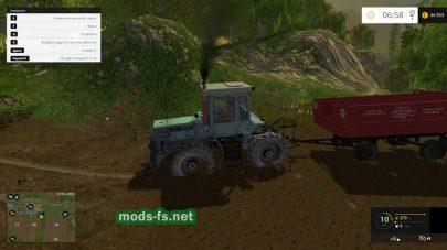 Модификация трактора ХТЗ 16131